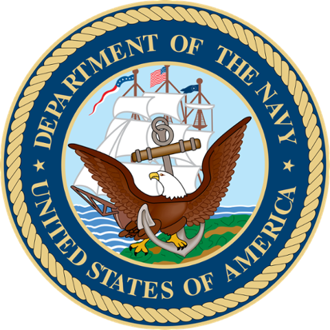 Navy coat of arms